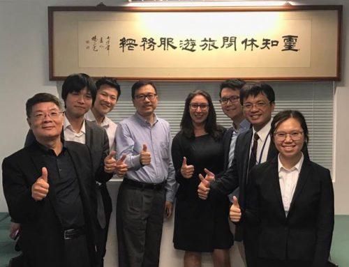 靈知科技攜手德國SnapShot搶賺台灣飯店軟體管理財